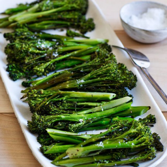 Roasted Broccolini - Barefoot Contessa