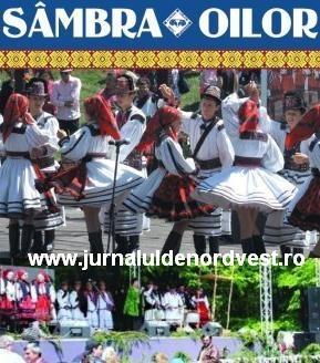 Programul Festivalului Folcloric Sâmbra Oilor - 2013