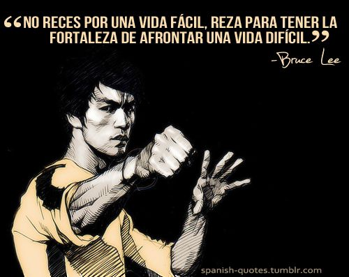 bruce lee frases - Buscar con Google