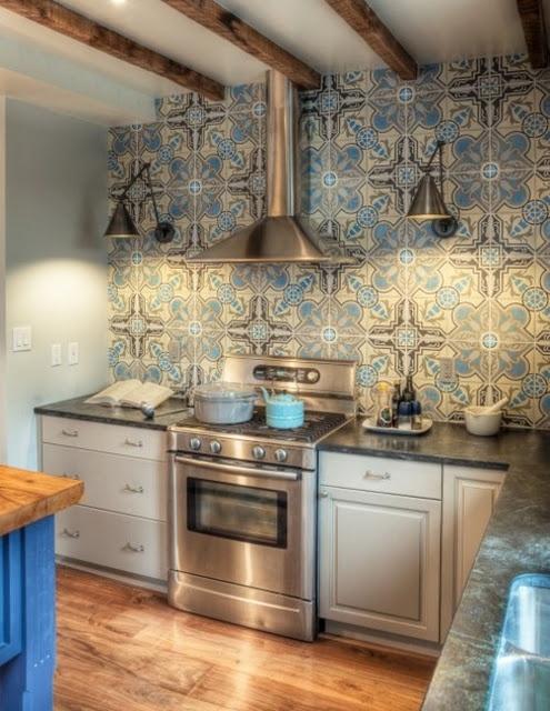 Die besten 17 Bilder zu kitchen ideas auf Pinterest Traumküchen - wandgestaltung mit farbe küche