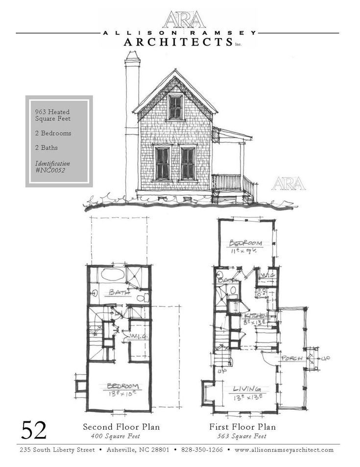 Camden cottage allison ramsey architects house plans Allison ramsey house plans