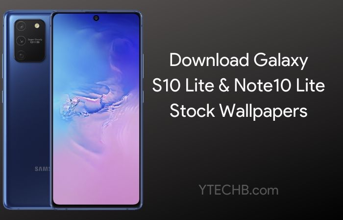 Download Samsung Galaxy S10 Lite Wallpapers In 2020 Galaxy Samsung Stock Wallpaper