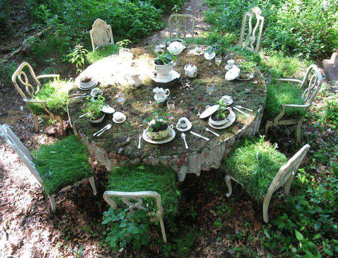 Secret Garden Ideas creative garden ideas for small spaces design inspiration Find This Pin And More On Secret Garden Wedding