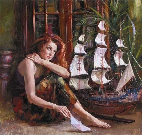irene sheri paintings