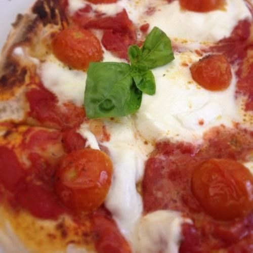 #pizza al tegamino!