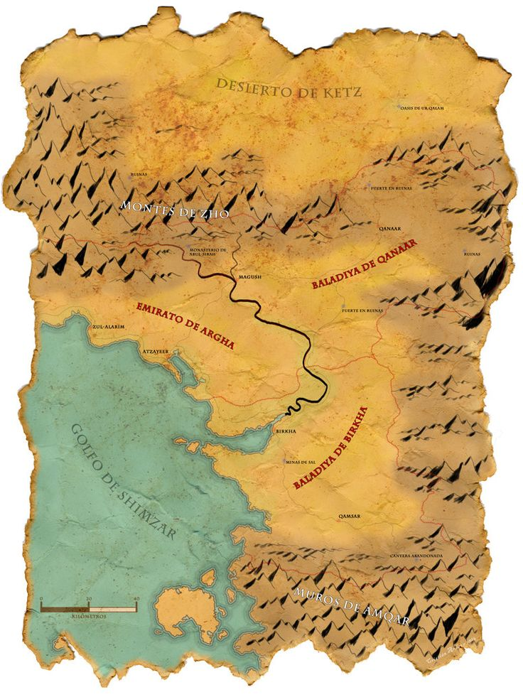 The Baladiya of Birkha and Surroundings by McMagnanimus on DeviantArt