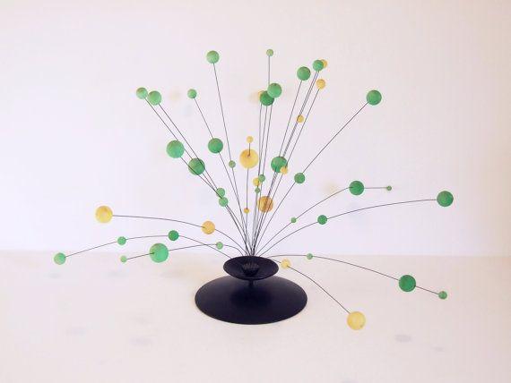 Retro escultura cinética // Escultura cinética por tiendanordica