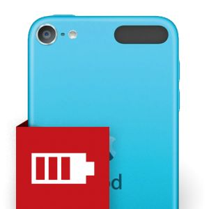 Αλλαγή μπαταρίας iPod touch 5