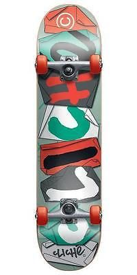 Skateboards-Complete 16264: New Cliche Kunst Multi Complete Skateboard - 7.75In -> BUY IT NOW ONLY: $88.95 on eBay!
