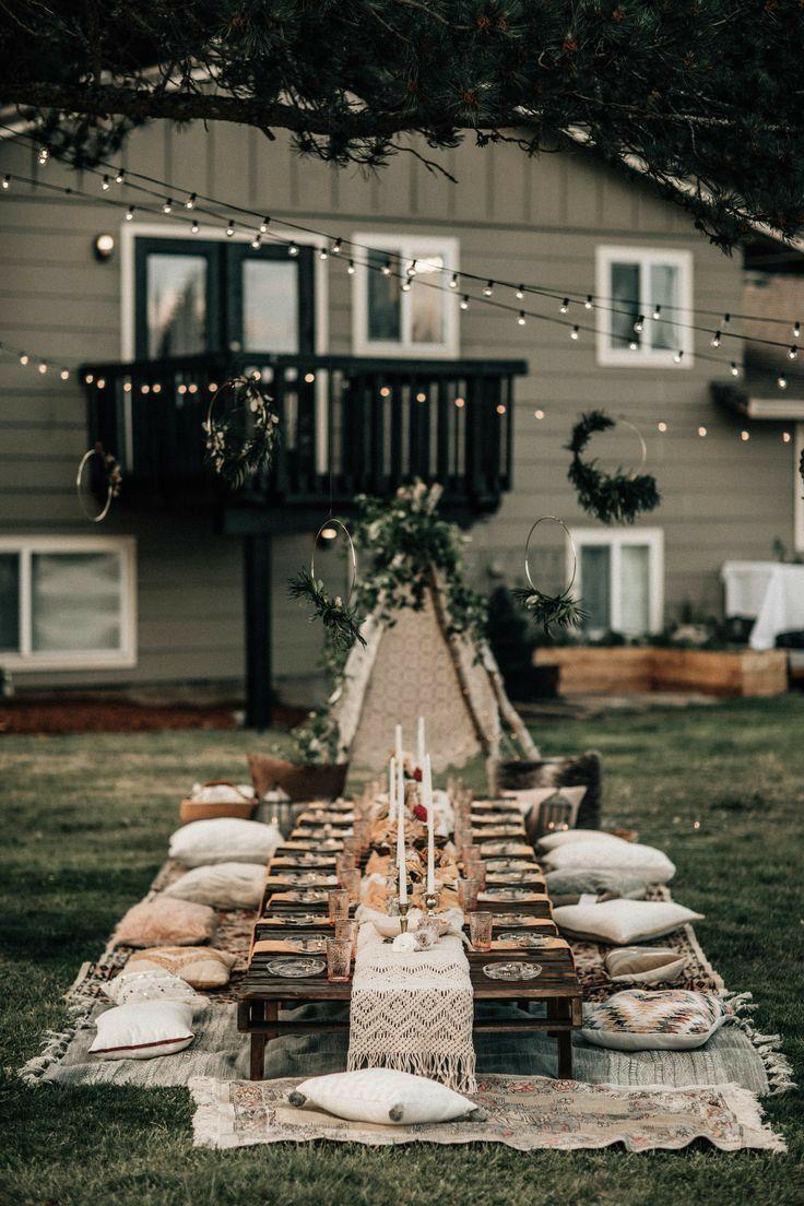 34++ Backyard picnic area ideas information