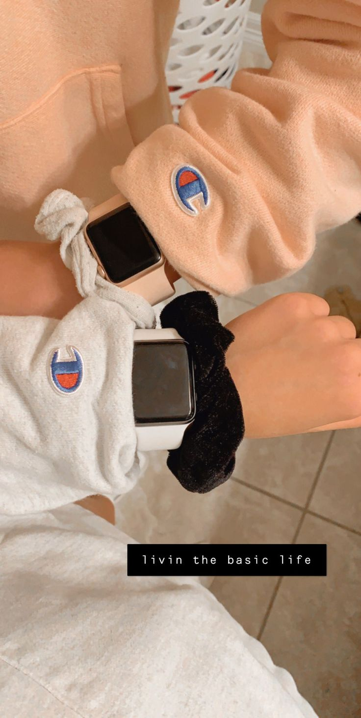 basic vscogirloutfits basic in 2020 Apple watch