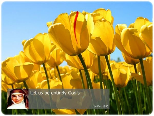Let us be entirely God's