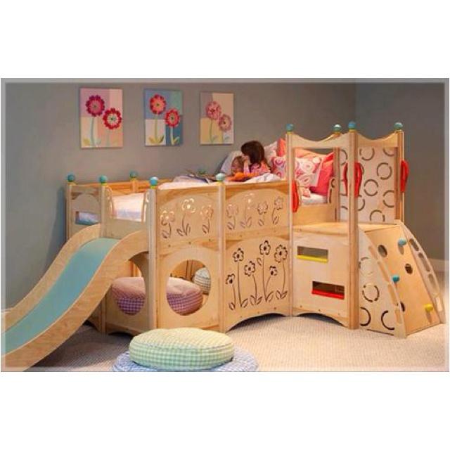 Cute ideas for little girls' rooms,