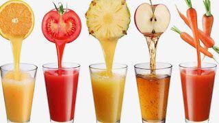 Jus Buah yang mengandung antioksidan tinggi