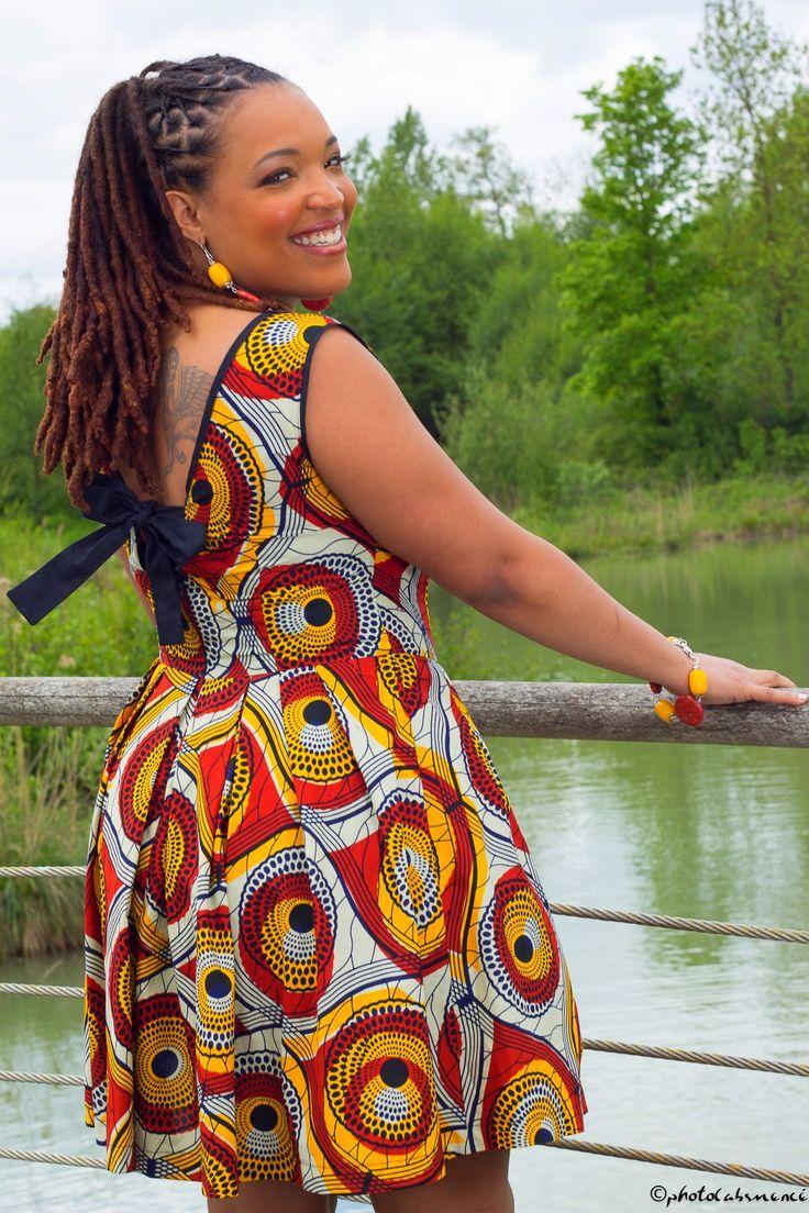 Modele couture africaine femme  Africain Styles  Pinterest ...