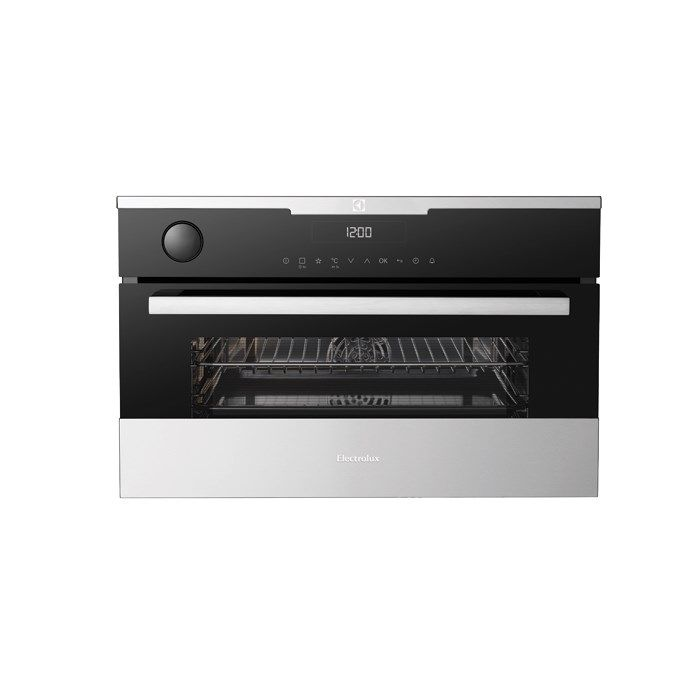 Electrolux combi-steam & multi-function compact oven (model EVE678BA) for sale at L & M Gold Star (2584 Gold Coast Highway, Mermaid Beach, QLD). Don't see the Electrolux product that you want on this board? No worries, we can order it in for you!