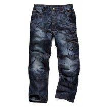 Scruffs Trade Denim Work Jeans Denim