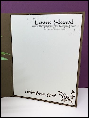 Simple Stamping: 2 Get Well Cards | Get Well & Recovery