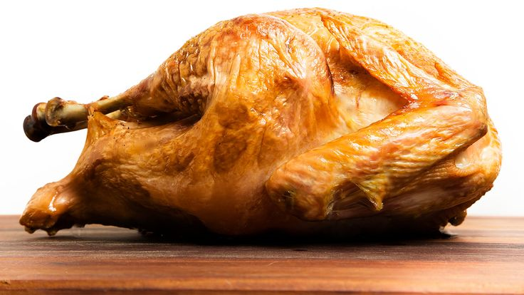 How to Baste a Turkey Without a Baster #angelsfoodparadise