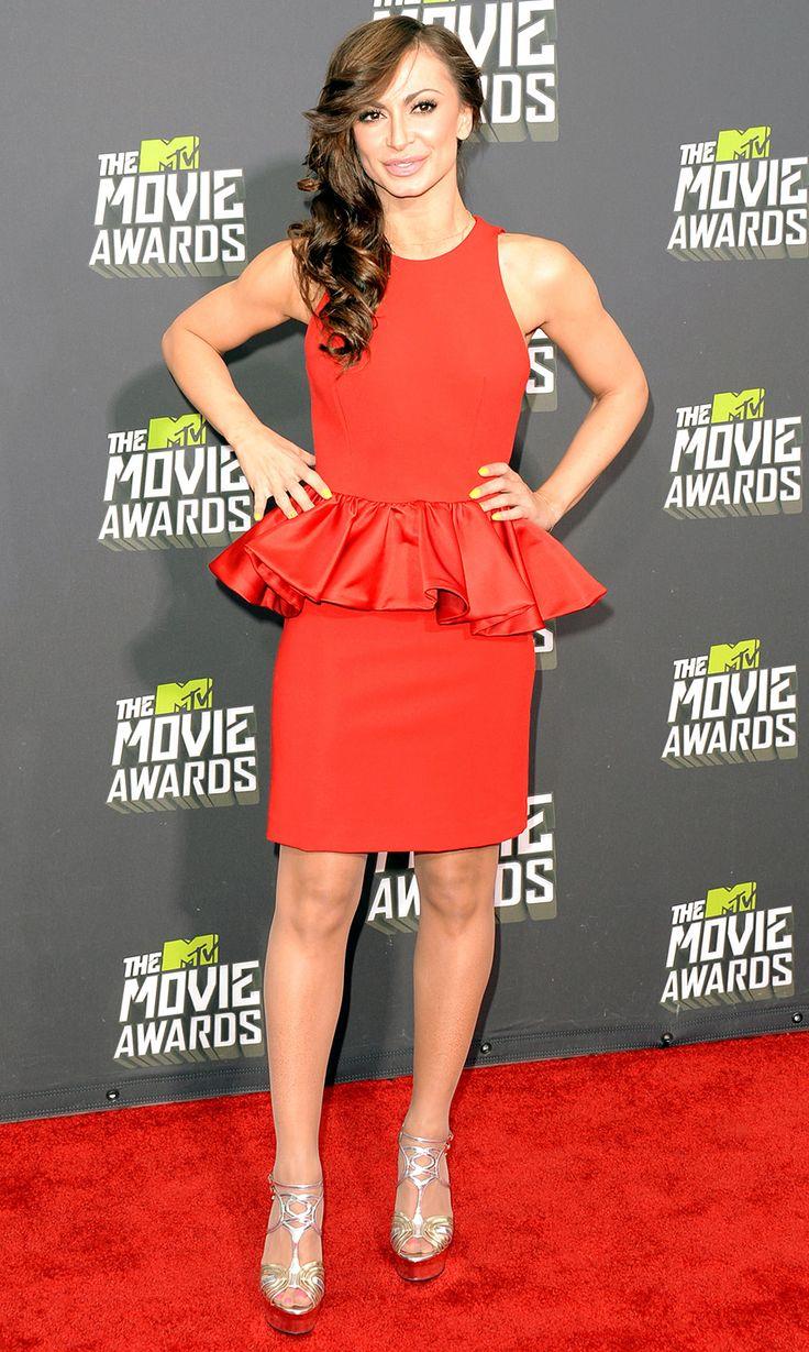 168 best Haute Mess images on Pinterest | Mtv movie awards, Red ...