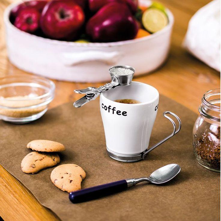 ClipOnza dosa caffè