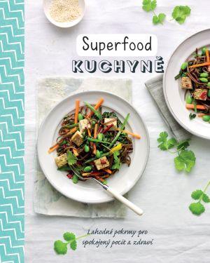Tato kuchařka z edice Zdravá kuchyně je průvodce světem dobrého stravování a vaření se superpotravinami, díky nimž budete vypadat a cítit se naprosto skvěle. #kucharka #superfood #recepty #zdravi