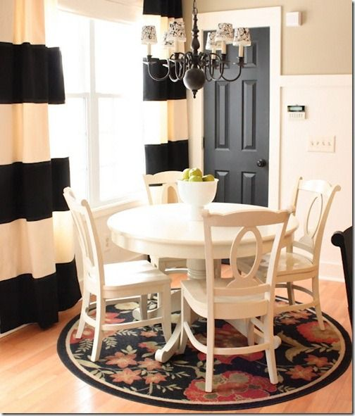 17 Best images about Horizontal Striped Curtains! on Pinterest ...