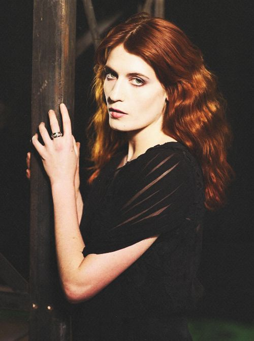 "Florence Welch - ""No Light, No Light"" Music Video"