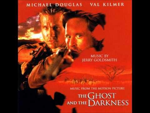 Jerry Goldsmith   the Ghost and the Darkness  a great score for a not so great movie