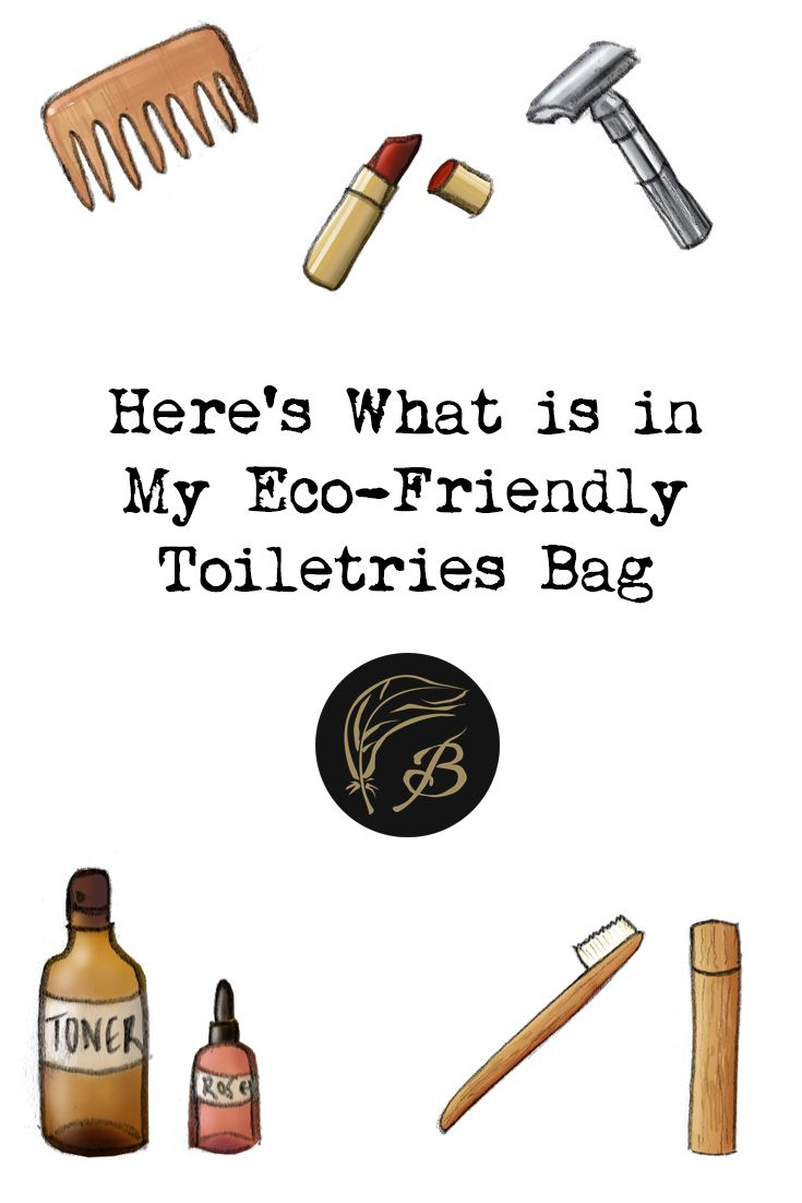 Fan of responsible travel? Here are the contents of my eco-friendly toiletries bag - ideal for any traveller wanting to green up their routine.