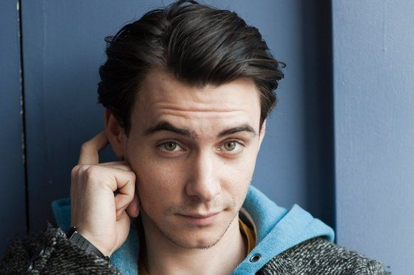 Harry Lloyd: He's a descendant of Charles Dickens. He's been on Doctor Who with David Tennant. I think he'd be good as the Doctor.