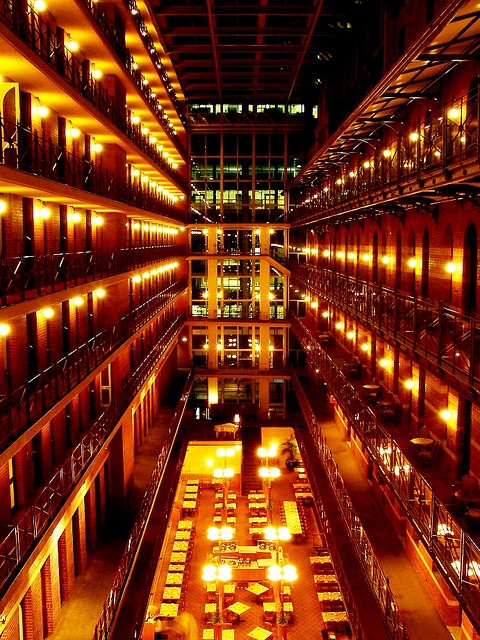 MELBOURNE - Rialto Hotel on Collins Street, Melbourne by geoftheref, via Flickr
