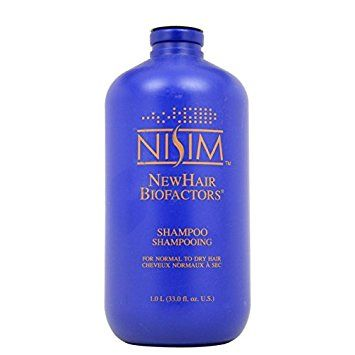 Nisim Shampoo Hair Loss Shampoo for Normal to Dry Hair for Unisex, 33 Ounce Review