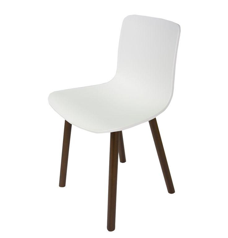 Chairs we'll use in Rumpus and maybe for desk.  Replica Jasper Morrison Hal Chair - Matt Blatt