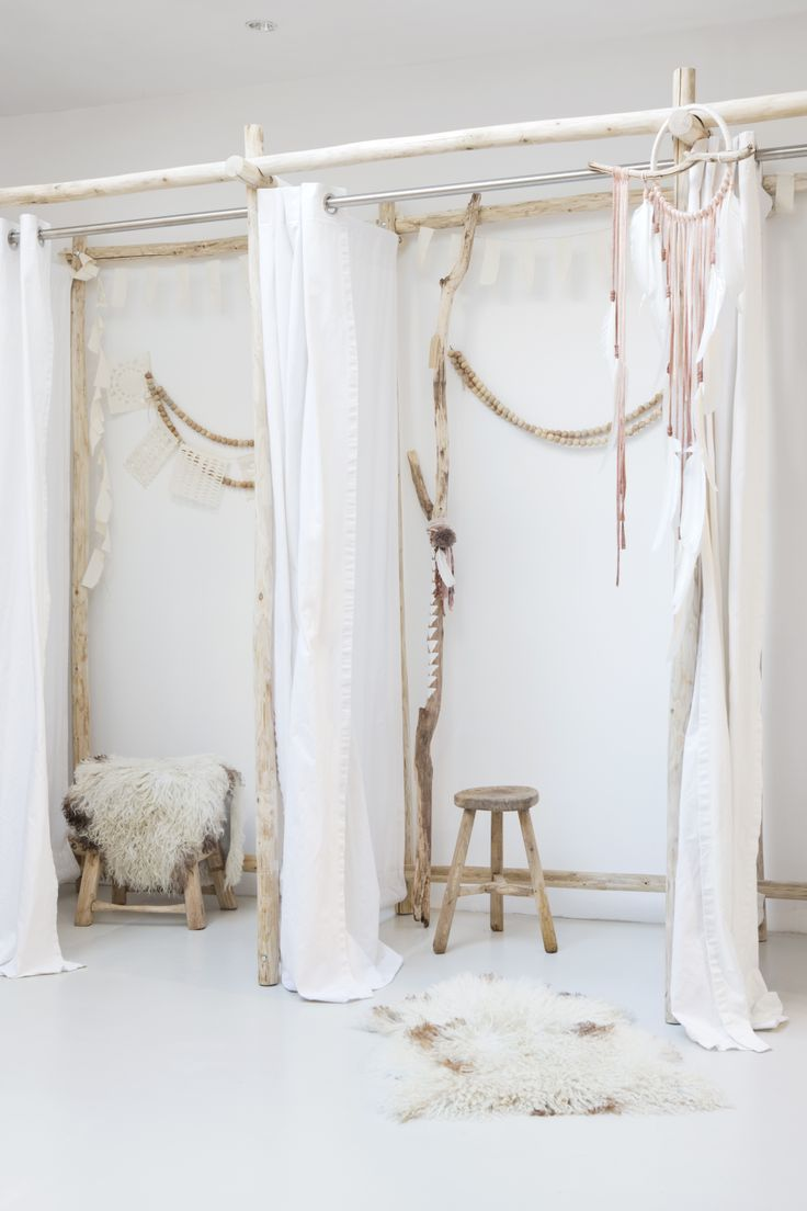 sessie tent - - > inspiratie  new fitting rooms at sukha amsterdam