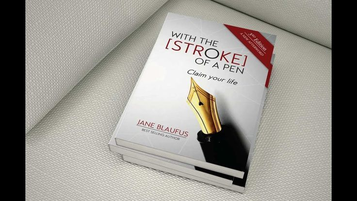 WITH THE [STROKE] OF A PEN: Claim your life 3rd Edition Launch