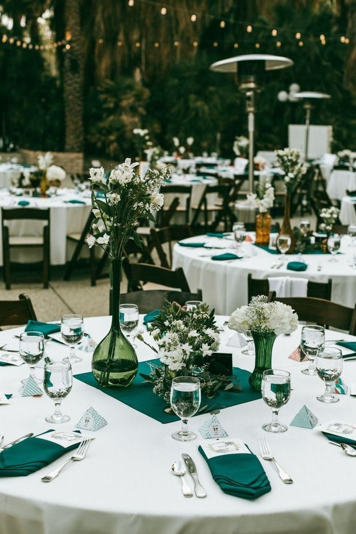 42++ Green wedding centerpieces pictures inspirations