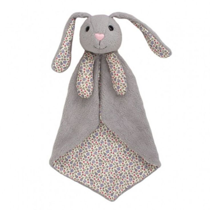 Easter: Cute and cuddly, this patterned blankie feature a mix of organic fabrics for a tactile delight. Introduce your child to their future bestfriend today!