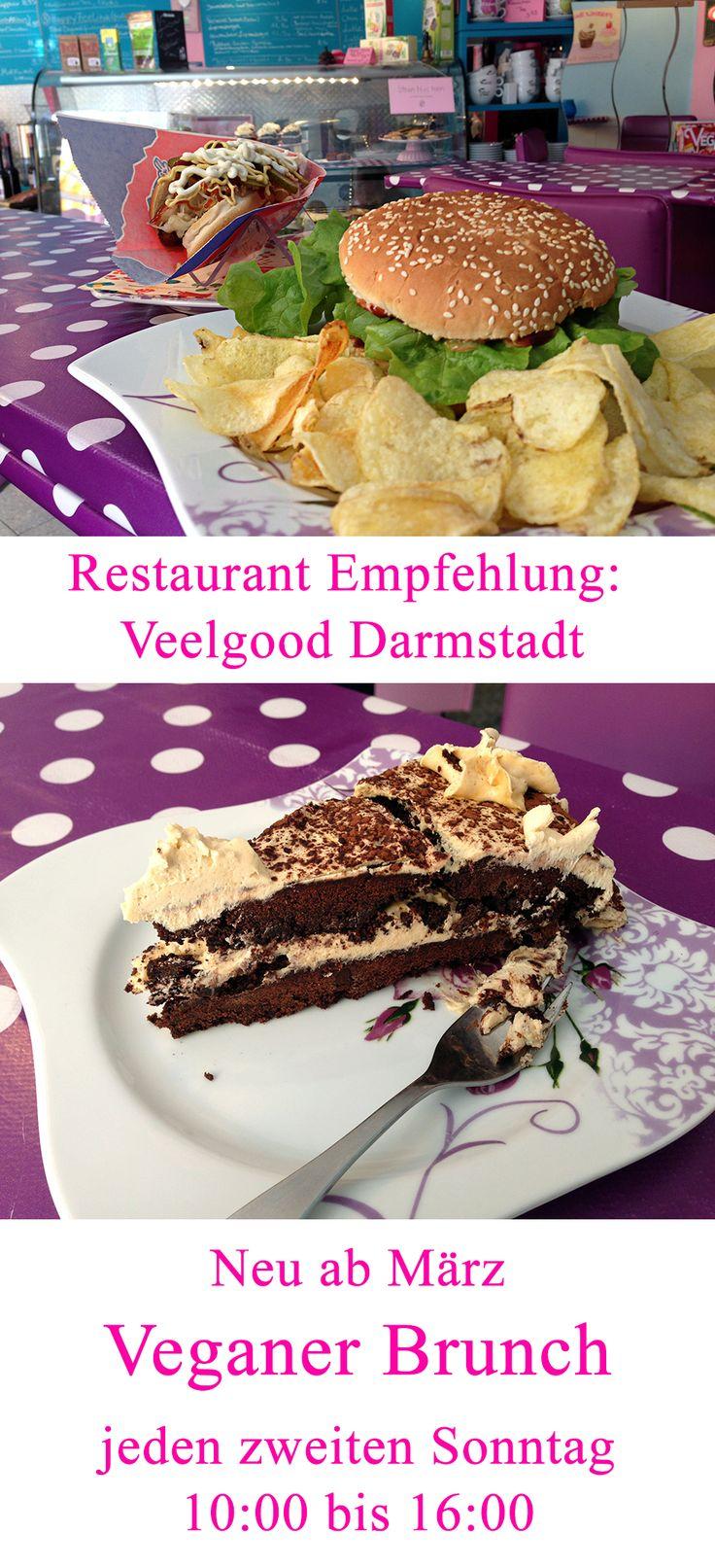 Restaurant Empfehlung: Veelgood - die vegane Chillout Location in Darmstadt! Jetzt neu ab März: Sonntags Brunch jeden zweiten Sonntag im Monat