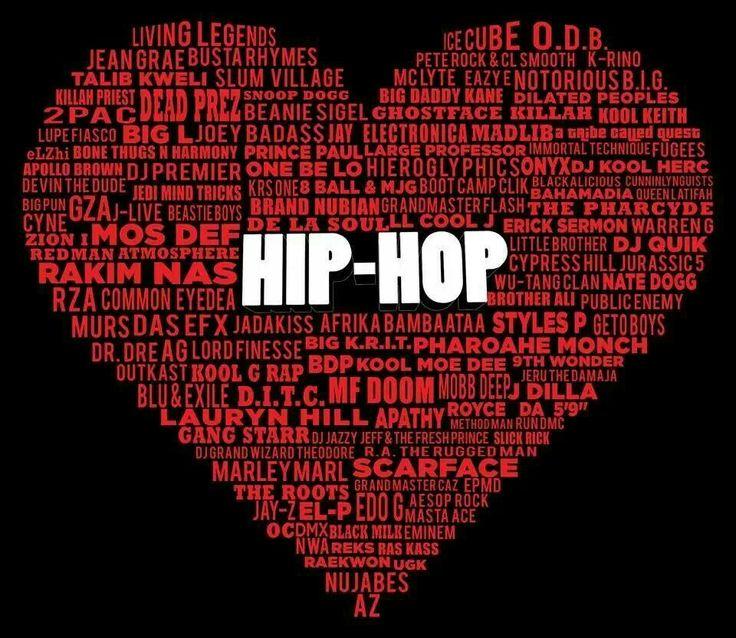Hip hop, old school Hip Hop
