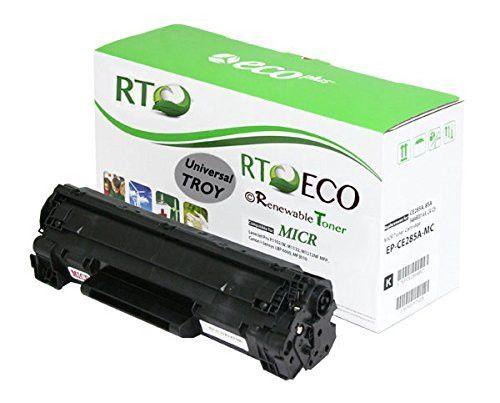 Troy 02-81900-001 | HP CE285A (85A) MICR Toner Cartridge