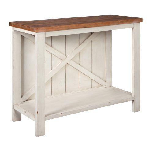Console Sofa Table | Sofa table, Farmhouse sofa table ...