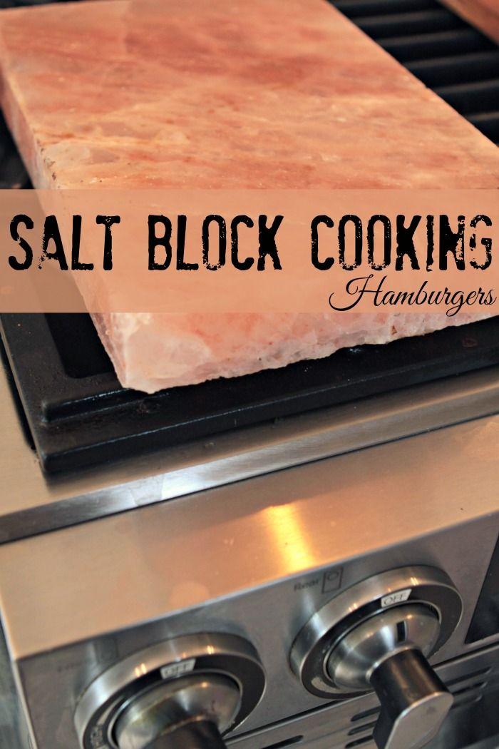 Himalayan Salt Block Cooking
