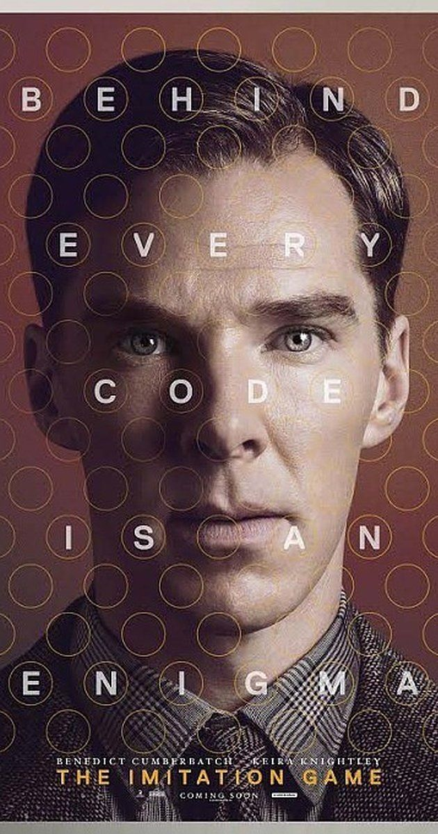 The Imitation Game (Descifrando Enigma) (2014) Quotes on IMDb: Memorable quotes and exchanges from movies, TV series and more...