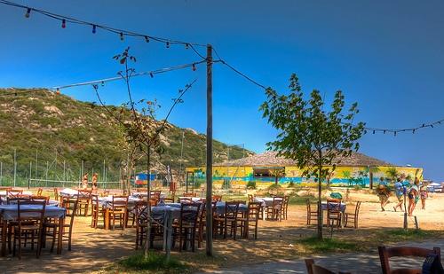 Summer at Thalatta Camp , Kalamitsi , GREECE