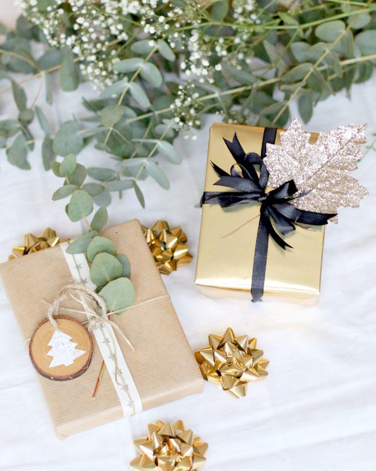 christmas gift wrapping - 3