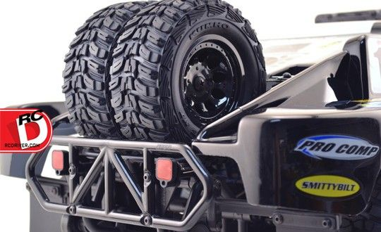 RPM Spare Tire Carrier for the Traxxas Slash 2wd & 4x4 | RC Driver