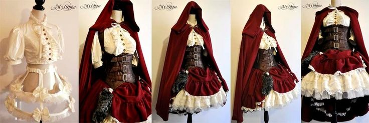 My Oppa - Chaperon Rouge - Little Red Riding Hood