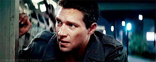 Jai Courtney as Kyle Reese in Terminator: Genisys