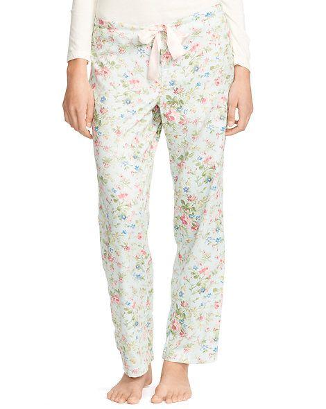 Lauren - Pantaloni da pigiama a fiori